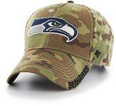 '47 Adult Seattle Seahawks Multicam Myers Adjustable Cap