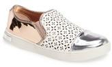 MICHAEL Michael Kors Girl's Ollie Gwen Slip-On Sneaker