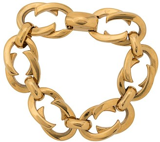 Gucci Pre-Owned 1991 Chain-Link Bracelet