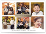 Minted Bookplate Album New Year's Photo Cards