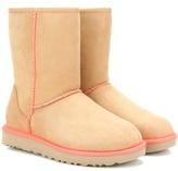 UGG Classic Short II suede ankle boots