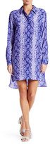 Equipment Kerry Silk Shirt Dress