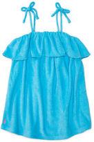 Ralph Lauren Girls 2-6x Toddlers and Little Girls Cover-Up Dress