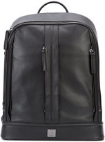 MCM Christopher Raeburn x classic backpack - men - Leather - One Size