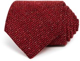 Turnbull & Asser Textured Solid Wide Tie