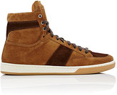 Saint Laurent Men's SL/10H Sneakers-TAN