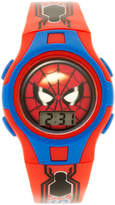 Spiderman Boys Multicolor Strap Watch-Smh4018jc