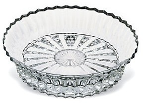 Baccarat Mille Nuits Crystal Wine Coaster