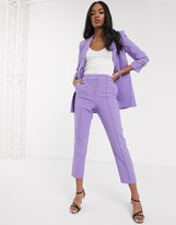 Asos Design DESIGN tailored smart mix & match cigarette suit pants