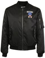 Moschino Embroidered Transformer Bear Bomber