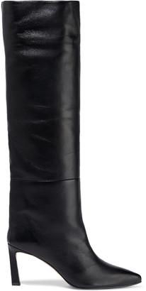 Stuart Weitzman Leather Knee Boots