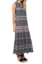Apiece Apart Fuentes Sleeveless Tiers Dress