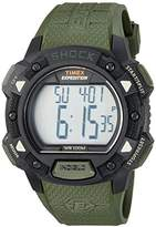 Timex Men's TW4B09300 Expedition Base Shock Resin Strap Watch