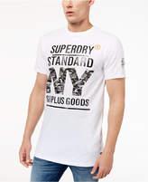 Superdry Men's Surplus Goods Camo Logo T-Shirt