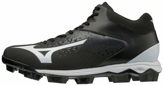 Mizuno Select Nine TPU Mid Molded Baseball Cleat