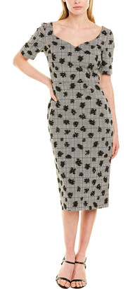 Jason Wu Collection Floral Sheath Dress