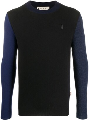 Marni Colour Block Jumper