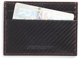 Johnston & Murphy Men's Card Case - Black