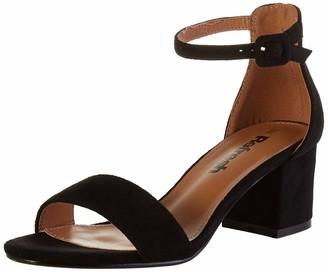 Refresh Women's 69539 Sling Back Sandals Black (Negro Negro) 4.5 UK