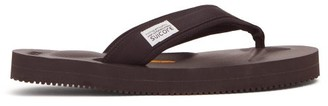 Suicoke Tono Neoprene Thong Sandals - Black