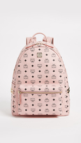 MCM Medium Side Stark Backpack