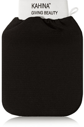 Kahina Giving Beauty Net Sustain Kessa Mitt - Black