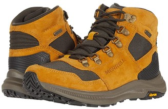 Merrell Ontario 85 Mid Waterproof (Gold) Men's Boots