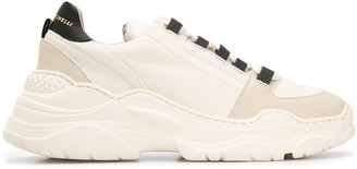 Brunello Cucinelli Monili-Embellished Sneakers