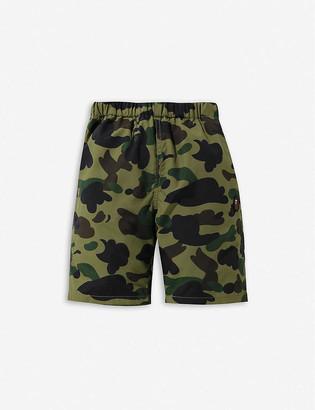 A Bathing Ape 1st Camo Beach woven shorts 4-10 years