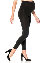 Motherhood Footless Maternity Tights