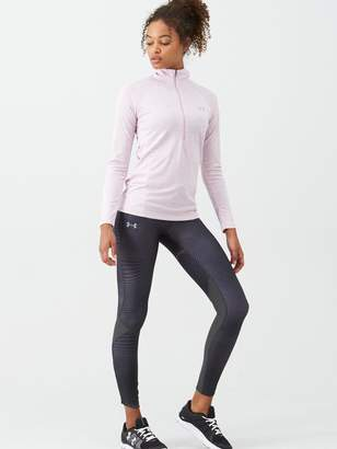 Under Armour Armour Fly Fast Printed Leggings - Black