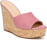 Veronica Beard Dali Platform Wedge Sandal