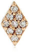 Duke Gold & Diamond Stud Mono Earring