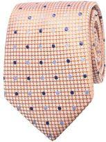 Geoffrey Beene Check/Spot Tie