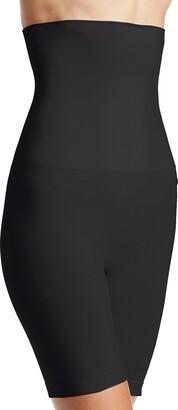 Yummie Women's Plus Size Cleo Seamless High Waist Shaping Short