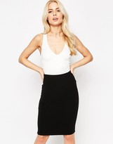 Oh My Love Cross Back Low Front Body