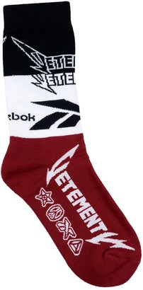 REEBOK x VETEMENTS Short socks
