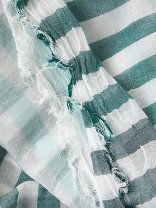 Eileen Fisher Ombre Stripe Scarf