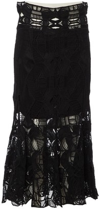 Jonathan Simkhai Black Skirt for Women