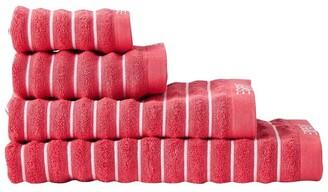 Esprit Seville Bath Towel Range Coral Bath