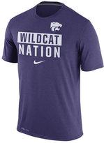 Nike Men's Kansas State Wildcats Legend Local Verbiage T-Shirt