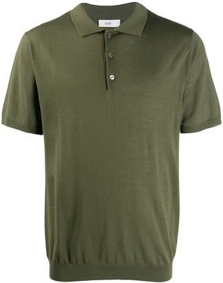 Closed Short Sleeve Wool Polo Shirt