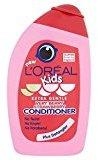 L'Oreal Kids Hair Detangler Conditioner - Very Berry Strawberry (250ml)