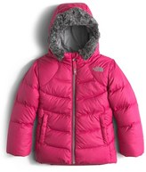 The North Face Toddler Girl's 'Polar' Water Repellent Down Parka