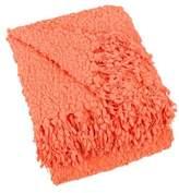 Blissliving Home Temi Throw Blanket in Tangerine