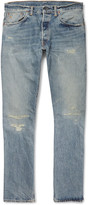 RRL - Selvedge Denim Jeans
