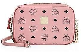 MCM Women's Visetos Original Camera Bag