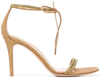 Gianvito Rossi Montecarlo high heel sandals