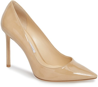 Jimmy Choo Romy Pointed Toe Pump
