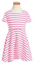 Kate Spade Toddler Girl's Stripe Dress